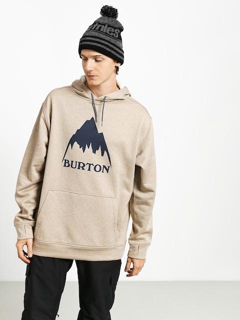 Burton Oak HD Hoodie (plaza taupe heather)