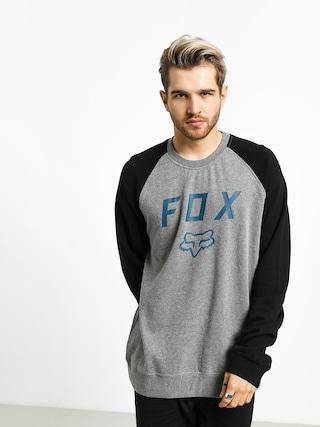 Fox Legacy Sweatshirt (blk/gry)