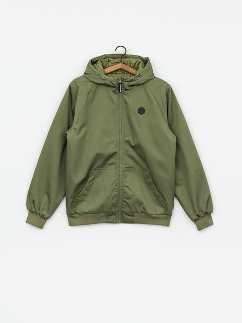 DC Ellis Padded Jacket (fatigue green)