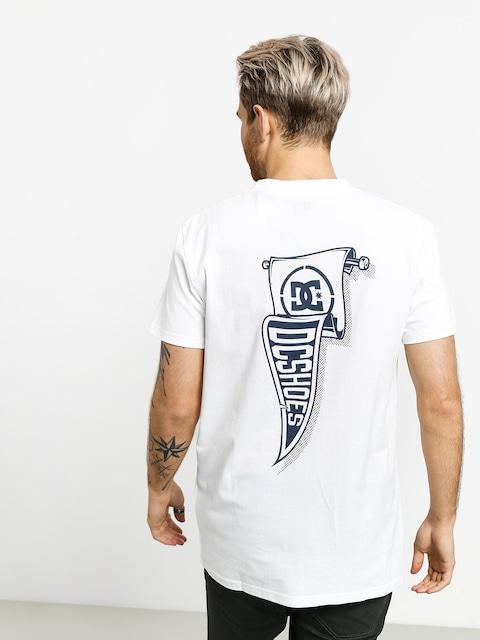 DC Dc Pennant T-shirt (snow white)