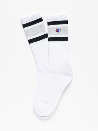 Champion 1PP Crew Socks (wht/loxgm/nbk)