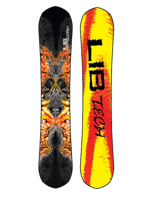 Lib Tech Hot Knife C3 Snowboard (multi)