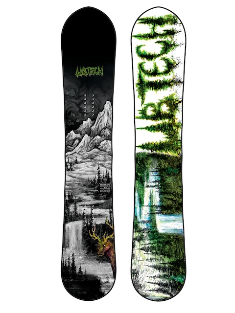 Lib Tech Skunk Ape Hp C2 Snowboard (multi)