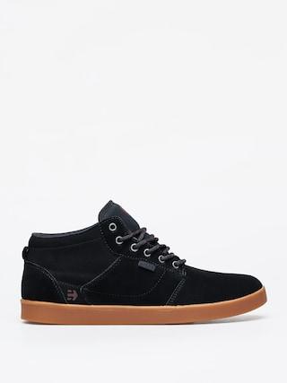 Etnies Jefferson Mid Shoes (black/gum)