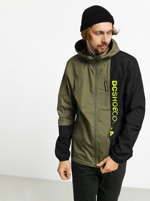 DC Dagup Triple Bl Jacket (fatigue green)