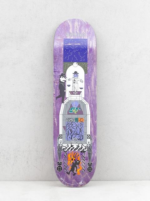 Polar Skate Paul Grund Legacy Deck (purple)