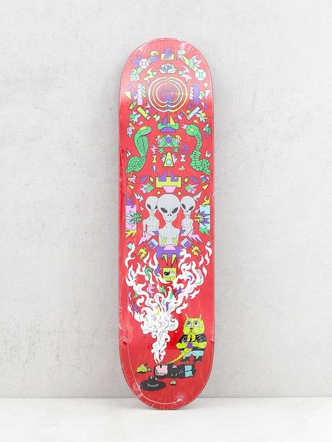 Polar Skate Boserio Synthesis Deck (red)