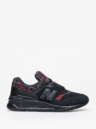 New Balance 997 Shoes Wmn (black/red)