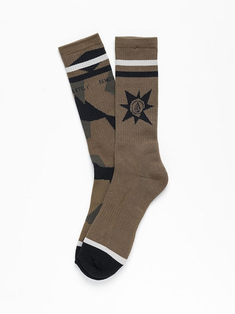 Volcom A.P.#2 Socks (camouflage)