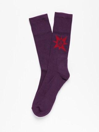 Volcom A.P.#2 Socks (magenta)