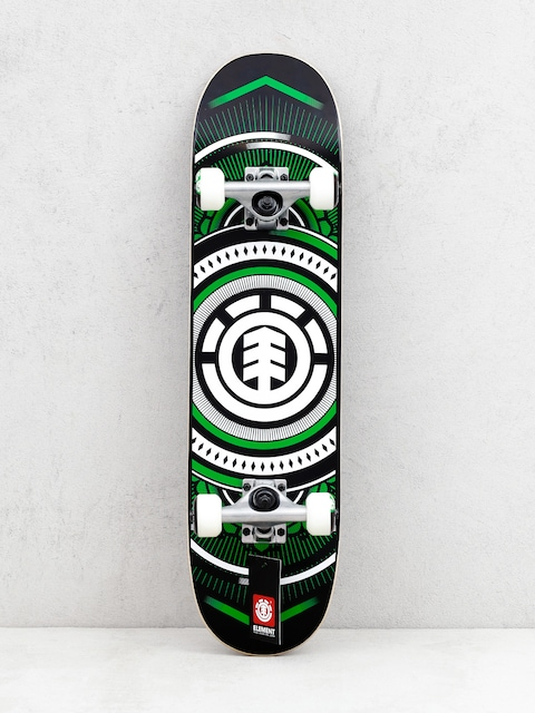 Element Hatched Verde Twig Skateboard (assorted)