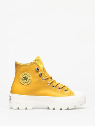 Converse Chuck Taylor All Star Hi Lugged Winter Shoes Wmn (gold dart)