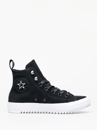 Converse Chuck Taylor All Star Hiker Hi Chucks Wmn (black/white/black)
