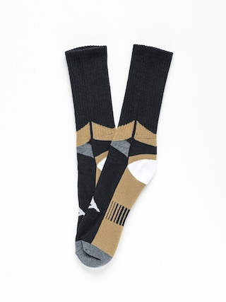 Emerica Asi Tech Socks (black)