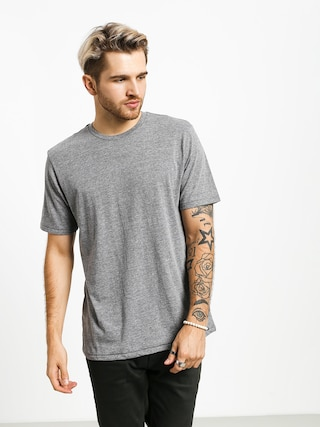 Brixton Basic Prem T-shirt (heather grey)