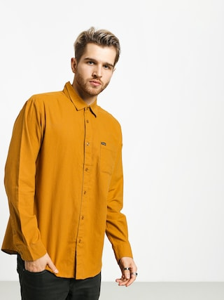 Brixton Charter Oxford Wvn Shirt (maize)