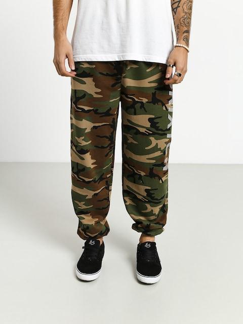 Brixton Tread Pants (woodland camo)