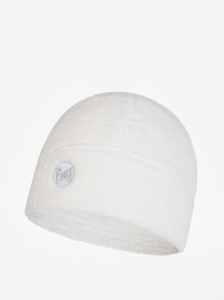 Buff Polar Thermal Beanie (solid white)