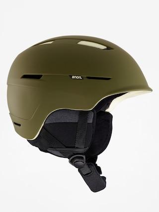 Anon Invert Helmet (olive)