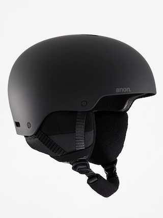 Anon Raider 3 Helmet (black)