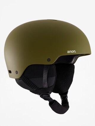 Anon Raider 3 Helmet (olive)