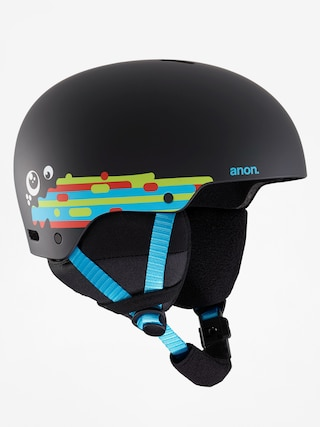 Anon Rime 3 Helmet (hurrrl black)