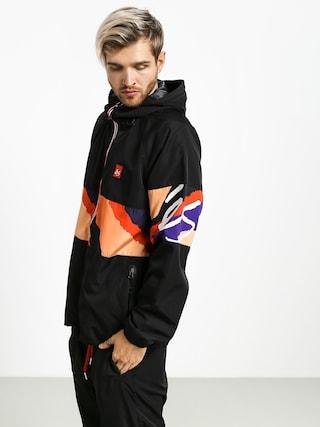 Es Seca Jacket (black/print)