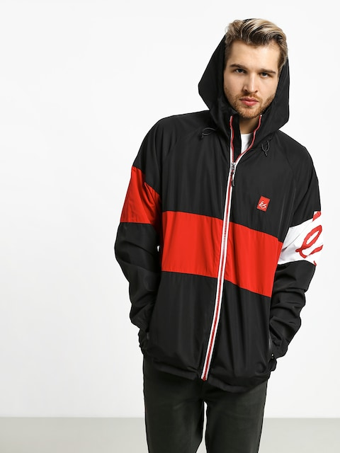 Es Seca Jacket (black/red)