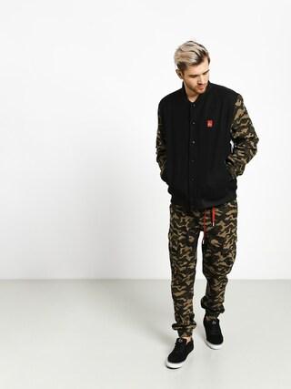 Es Kapra Jacket (black/camo)
