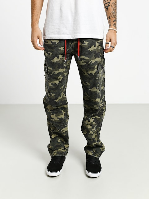 Es Hart Cargo Pants (camo)