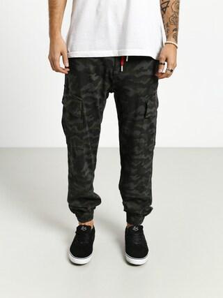 Es Cargo Jogger Pants (black)