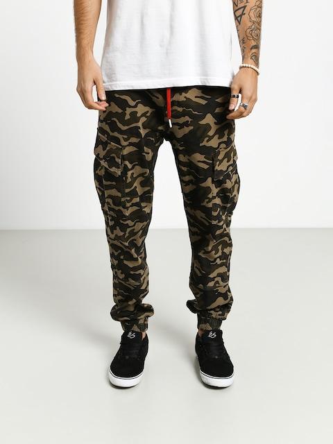 Es Cargo Jogger Pants (camo)