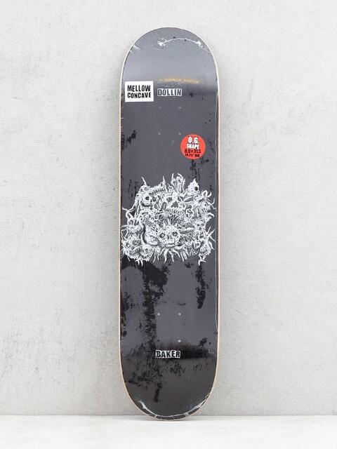 Baker Dd Metal Deck (black)
