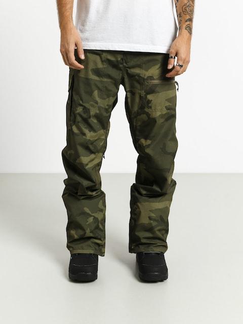 Burton Covert Snowboard pants (worn camo)