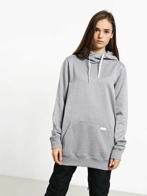 Volcom Yerba HD Active sweatshirt Wmn (hgr)