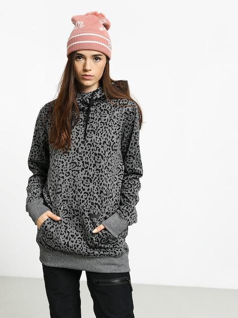 Volcom Yerba HD Active sweatshirt Wmn (leo)