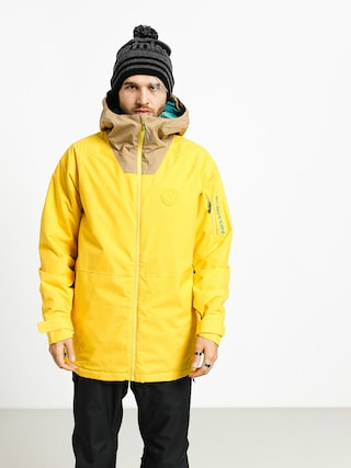 Burton Hilltop Snowboard jacket (maize/kelp)
