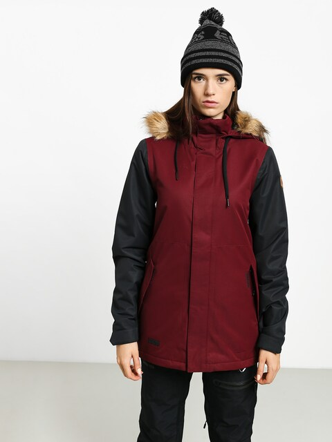 Volcom Fawn Ins Snowboard jacket Wmn (scr)