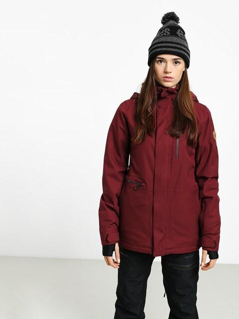 Volcom Shelter 3D Strch Snowboard jacket Wmn (scr)