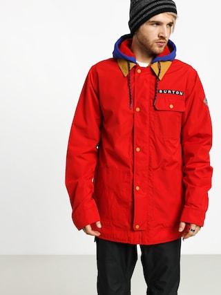 Burton Dunmore Snowboard jacket (flame scarlet)