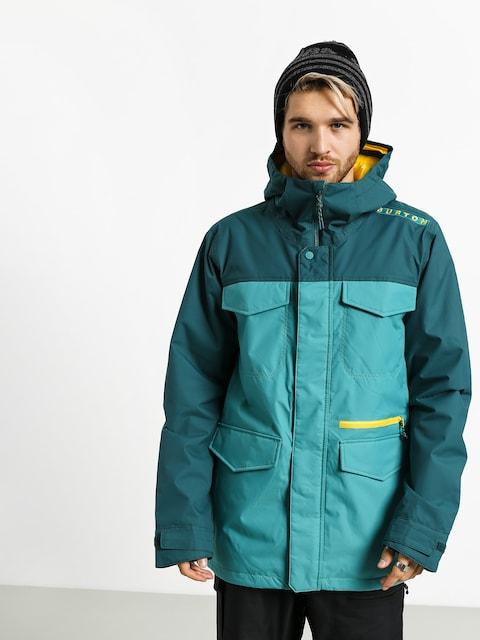 Burton Covert Snowboard jacket (gbslat/dpteal)