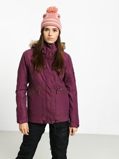 Roxy Meade Snowboard jacket Wmn (grape wine)