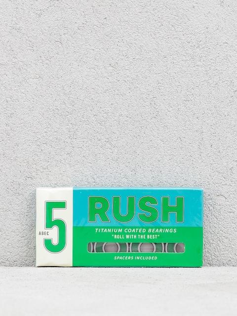 Rush Bearings Spacers Abec 5 Bearings (green)