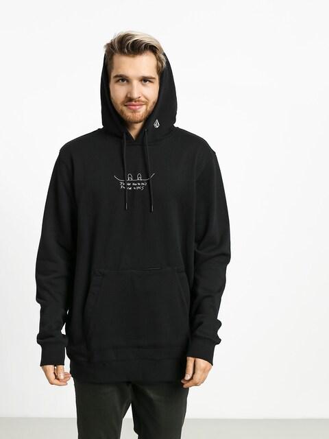 Volcom Jla HD Active sweatshirt (blk)