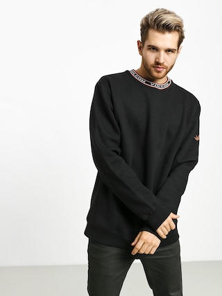 Volcom Forward To Past Crew Sweatshirt (blk)