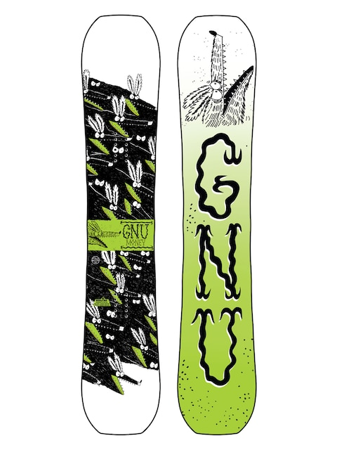 Gnu Money C2E Snowboard (multi)