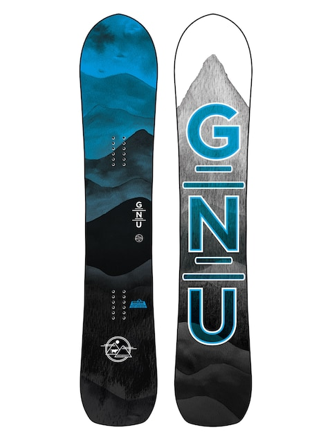 Gnu Antigravity C3 Snowboard (multi)