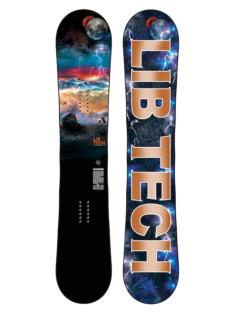 Lib Tech Box Scratcher Btx Snowboard (multi)