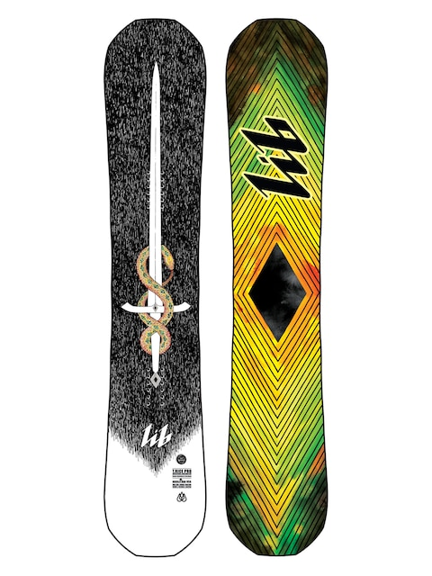Lib Tech Travis Rice Pro Hp C2 Snowboard (multi)