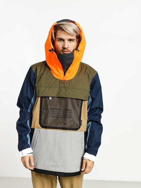 DC Asap Anorak Se Snowboard jacket (repurpose b solid)